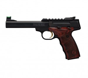 Pistolet Browning Buck Mark Plus Rosewood UDX kal. 22 lr